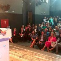 Θερμή υποδοχή στον Θόδωρο Καρυπίδη κατά την χθεσινή επίσκεψη και ομιλία του στο Βελβεντό