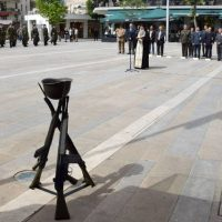 Οι εκδηλώσεις εορτασμού της Εθνικής Αντίστασης στην Κοζάνη