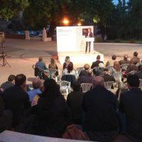 Μήνυμα νίκης από την Αιανή έστειλε ο Δήμαρχος Κοζάνης και εκ νέου υποψήφιος για τη θέση, Λευτέρης Ιωαννίδης