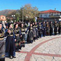 «Ο Χορός της Ρόκας» ο τρανός λεγόμενος χορός του Πάσχα αναβίωσε την Τρίτη ημέρα του Πάσχα στην Γαλατινή