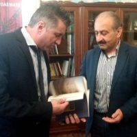 Τον Δήμαρχο Εορδαίας επισκέφθηκε ο Θοδωρής Ζαγοράκης