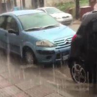 Χαλαζόπτωση στο Λιβαδερό Κοζάνης – Δείτε το βίντεο
