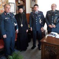 Εθιμοτυπική επίσκεψη του Περιφερειακού Αστυνομικού Διευθυντή Δυτικής Μακεδονίας στον νέο Μητροπολίτη Σισσανίου και Σιατίστης