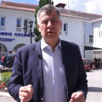 Επίσκεψη του Β. Σημανδράκου στο Μαμάτσειο Νοσοκομείο Κοζάνης – «Δέσμευσή μας η ανέγερση ενός νέου, σύγχρονου κτιρίου πανεπιστημιακών προδιαγραφών»