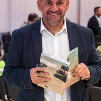 Παρουσίαση του νέου βιβλίου του δημοσιογράφου Λευτέρη Πλακίδα «Ταξιδεύοντας» στην Κοζάνη