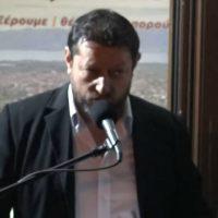 Τα εγκαίνια του εκλογικού κέντρου και η ομιλία του υποψήφιου Δημάρχου Βελβεντού Νίκου Τέτου