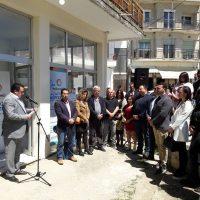 Πραγματοποιήθηκαν τα εγκαίνια του εκλογικού κέντρου του συνδυασμού του Λάζαρου Γκερεχτέ στο Τσοτύλι – Δείτε φωτογραφίες