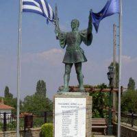 Εκδηλώσεις στη Δαμασκηνιά Βοΐου υπέρ των πεσόντων Μακεδονομάχων στη μάχη της Οσνίτσανης
