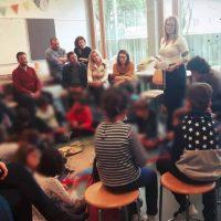 Ένα Παραμυθόδεντρο… στη Ζυρίχη: Αποστολή της Δημοτικής Βιβλιοθήκης Πτολεμαΐδας στη Ζυρίχη