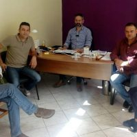 Συνάντηση της Ένωσης Στρατιωτικών Κοζάνης με τον Δήμαρχο Κοζάνης