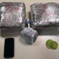 Συνελήφθη ζευγάρι στην Κοζάνη για κατοχή και διακίνηση ναρκωτικών – Βρέθηκαν και κατασχέθηκαν πάνω από 2 κιλά κάνναβη