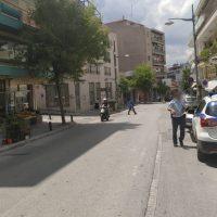 Κοζάνη: Καραμπόλα 3 οχημάτων στην Παύλου Μελά!