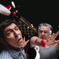 Η κωμωδία «Το τάβλι» με τους Ιεροκλή Μιχαηλίδη και Γεράσιμο Σκιαδαρέση σε καλοκαιρινή περιοδεία από το ΔΗΠΕΘΕ Κοζάνης
