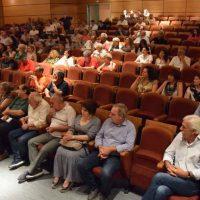 Πραγματοποιήθηκε η παρουσίαση του ψηφοδελτίου του ΣΥΡΙΖΑ στην Κοζάνη – Δείτε φωτογραφίες