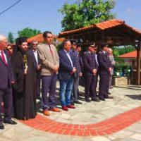 Τελέστηκε το ετήσιο Μνημόσυνο για τους πεσόντες Μακεδονομάχους στη Μάχη της Οσνίτσανης στην Δαμασκηνιά Βοΐου