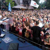 Ο Πρωθυπουργός Αλέξης Τσίπρας στην Φλώρινα – Τι είπε για Κυριάκο Μητσοτάκη και Συμφωνία των Πρεσπών – Δείτε το βίντεο