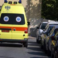 Με κατάγματα και εσωτερική αιμορραγία διεκομίσθη στο ΑΧΕΠΑ ο 69χρονος άντρας έπειτα από την πτώση του από τον 2ο όροφο πολυκατοικίας στην Κοζάνη