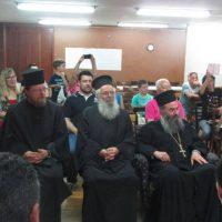 Αγιασμός και έναρξη των μαθημάτων της Σχολή Βυζαντινής Εκκλησιαστικής Μουσικής της Ι. Μητροπόλεως Σερβίων και Κοζάνης