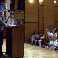 Στις γυναίκες της Κοζάνης μίλησε ο Πάρις Κουκουλόπουλος ξεκινώντας την προεκλογική του εκστρατεία