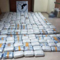 Οργανωμένη επιχείρηση της Αστυνομίας στα Γρεβενά με μία σύλληψη αλλοδαπού: Έκρυβε πάνω από 270 κιλά ναρκωτικά