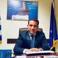 Χάρης Κάτανας: «Δίνουμε όλοι μαζί τον αγώνα για την κυβερνητική αυτοδυναμία της ΝΔ και είμαι ήδη στην πρώτη γραμμή»