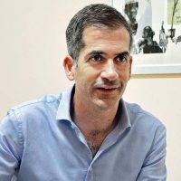 Στην Κοζάνη ο Κώστας Μπακογιάννης σε εκδήλωση του υποψηφίου της Ν.Δ. Χρόνη Ακριτίδη
