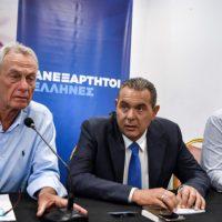 Οι ΑΝΕΛ δεν κατεβαίνουν στις εθνικές εκλογές έπειτα από ομόφωνη απόφαση του εθνικού τους συμβουλίου – Το διάγγελμα του Πάνου Καμμένου