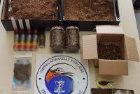 Συνελήφθη 55χρονος στην Πτολεμαΐδα για κατοχή ναρκωτικών, αδασμολόγητου καπνού και παράβαση του νόμου περί όπλων