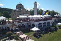 Εκδηλώσεις Μνήμης για την Γενοκτονία των Ελλήνων του Πόντου στην Ιερά Μονή Αγίου Ιωάννου Βαζελώνος