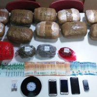 Συνελήφθη από την Ασφάλεια Κοζάνης 36χρονος στη Θεσσαλονίκη για διακίνηση ναρκωτικών – Πάνω από 18 κιλά κάνναβης στην κατοχή του