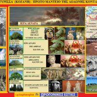 Σε ποιες περιοχές βρισκόταν τα Ιερά Δέντρα της Αρχαίας Κοζάνης – Το πρώτο Μαντείο της Δωδώνης νότια της Ελίμειας