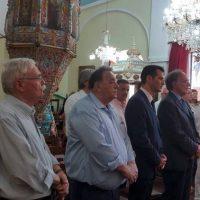 Στις εκδηλώσεις τιμής και μνήμης στον Ρήγα Φεραίου στην Χίο παραβρέθηκε ο Δήμαρχος Βοΐου Δημήτριος Λαμπρόπουλος