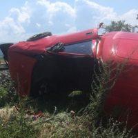 Φλώρινα: Τρένο συγκρούστηκε με αυτοκίνητο στο Ξινό Νερό