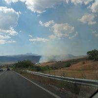 Πυρκαγιά έξω από το Βατερό Κοζάνης – Δείτε φωτογραφίες