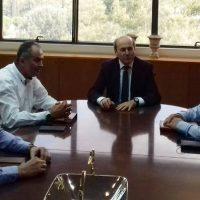Συνάντηση της ΓΕΝΟΠ/ΔΕΗ με το νέο υπουργό Ενέργειας Κωστή Χατζηδάκη