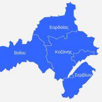 Ποιους υποψήφιους βουλευτές της Ν.Δ. και του ΣΥΡΙΖΑ προτίμησαν σε Κοζάνη, Εορδαία, Βόιο και Σέρβια