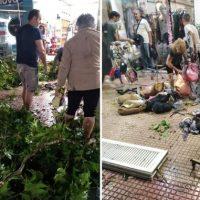 Φονική κακοκαιρία: Η Χαλκιδική μετράει τις πληγές της – 6 νεκροί, δεκάδες τραυματίες