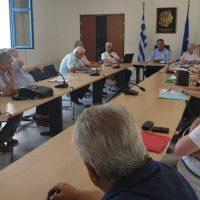 Πραγματοποιήθηκε η 4η συνεδρίαση της Επιτροπής Κατανομής Περιουσίας του καταργούμενου Δήμου Σερβίων-Βελβεντού