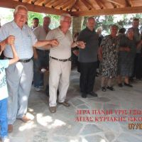 Γιορτάστηκε πανηγυρικά η μεγαλομάρτυς Αγία Κυριακή στη λεκάνη Αλιάκμονα – Πολυφύτου