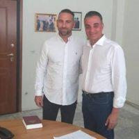 Ορκίστηκε ο νέος περιφερειακός σύμβουλος Γεράσιμος Πυραμίδης στη θέση της παραιτηθείσας Αγνής Κανδύλη της Π.Ε. Καστοριάς