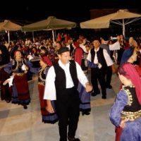 Κοζάνη: Πραγματοποιήθηκε η πανηγυρική εκδήλωση Γρεβενιωτών για τα 40 χρόνια του συλλόγου