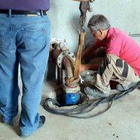 Αποκαταστάθηκε η βλάβη στο αντλιοστάσιο της Νεράιδας