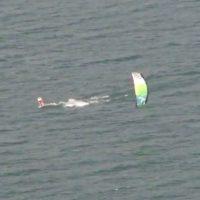 Kitesurfing στη λίμνη Πολυφύτου – Δείτε το βίντεο