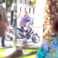 Απίστευτος καυγάς μεταξύ γυναικών για παράνομο παρκάρισμα στην Κόρινθο – Δείτε το βίντεο