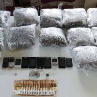 Συνελήφθη από την Ασφάλεια Κοζάνης 38χρονος διακινητής ναρκωτικών στη Θεσσαλονίκη – Πάνω από 20 κιλά ακατέργαστης κάνναβης στην κατοχή του
