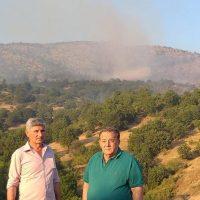 Ο Δήμος Καστοριάς για την εκτεταμένη πυρκαγιά στην ορεινή περιοχή της Λεύκης