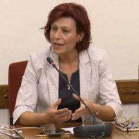 Η τοποθέτηση της Παρασκευής Βρυζίδου στην Ειδική Μόνιμη Επιτροπή Έρευνας και Τεχνολογίας της Βουλής