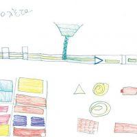Μαθητές του 8ου Δημοτικού Σχολείου Κοζάνης «ζωγράφισαν» την εμπειρία τους από την επίσκεψή τους στο εργοστάσιο της alfa