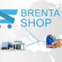 Τι θα βρείτε στο ηλεκτρονικό κατάστημα Brenta Shop;
