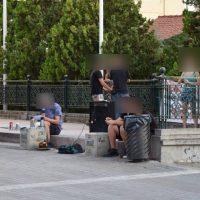 Αντιφασιστική συγκέντρωση στην πλατεία Κοζάνης για τα 6 χρόνια από τη δολοφονία του Παύλου Φύσσα